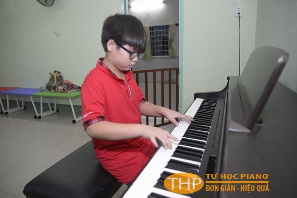 Khóa học piano căn bản Thủ Đức