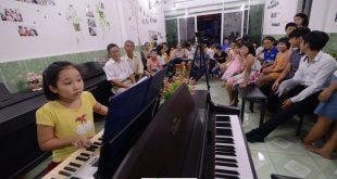 Tự học piano tại nhà Trung tâm âm nhạc Upponia