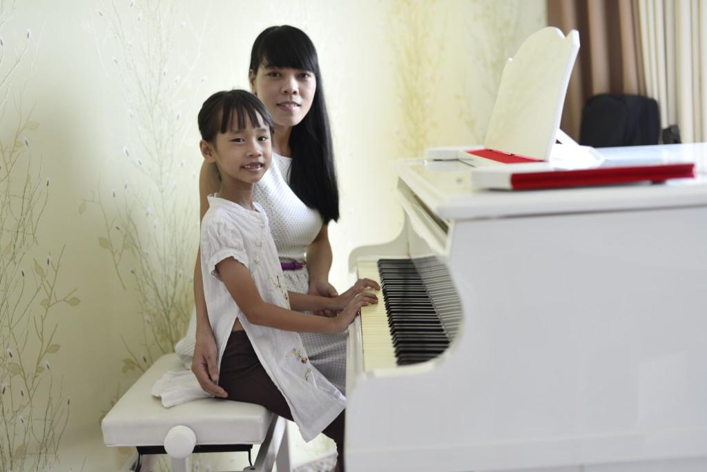 dạy đàn piano thủ đức