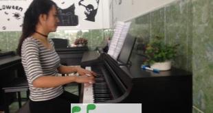 tự học piano điện tử ở vĩnh long của trung tâm upponia