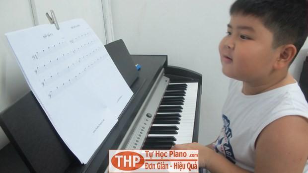 Anh Khôi - Lớp piano trẻ em Thủ Đức