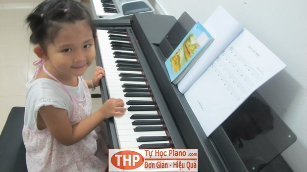 Quỳnh Lam - Piano trẻ em Bình Thạnh