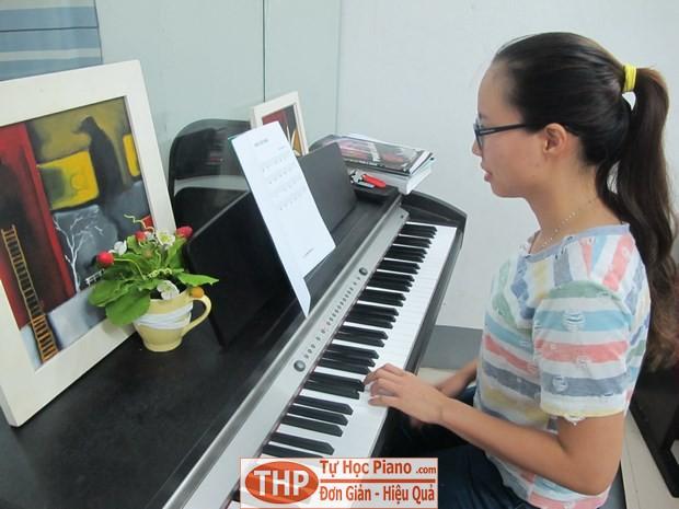 Khóa học piano cho người lớn Thủ Đức