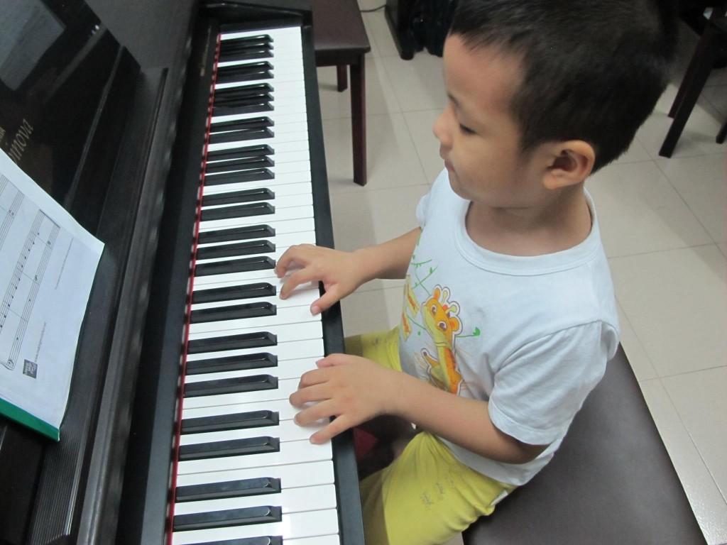 Minh Khang - Piano trẻ em Thủ Đức