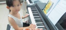 Quỳnh Lam - Lớp piano căn bản trẻ em Thủ Đức