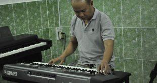Anh Đồng - Lớp organ người lớn ở Quận 9 của Trung tâm âm nhạc Upponia