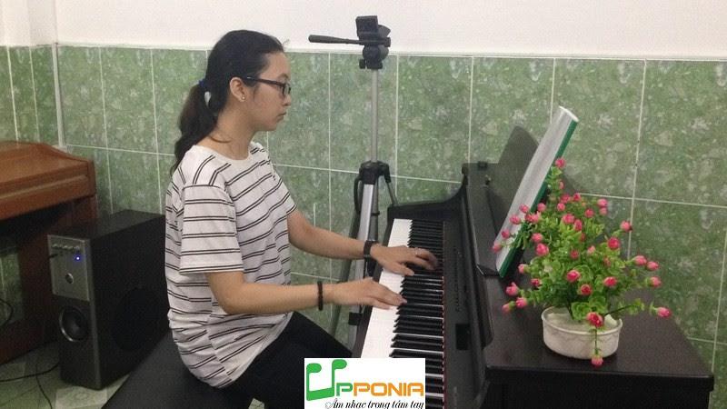 Giáng Hương Tân Bình - Piano căn bản Upponia