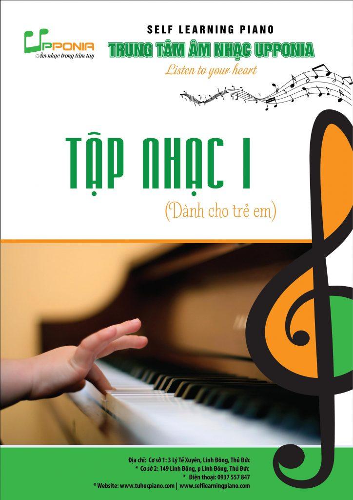 Giáo trình học piano cho bé