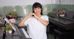 khóa học đàn organ cơ bản online của trung tâm âm nhạc upponia
