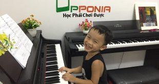 Lớp học đàn piano cho bé 5 tuổi ở Thủ Đức