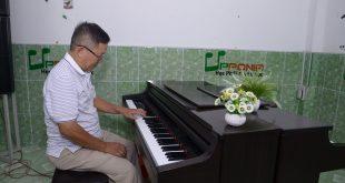 Cách giữ nhịp khi học đàn piano