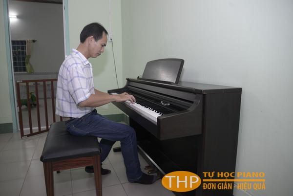 Khóa học Hướng dẫn tự học piano cho người lớn Thủ Đức