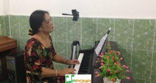 Chị Hoàng - Trung tâm âm nhạc Upponia Thủ Đức