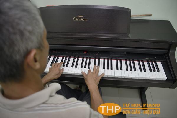 Anh Minh - Khóa học piano cho người lớn Thủ Đức