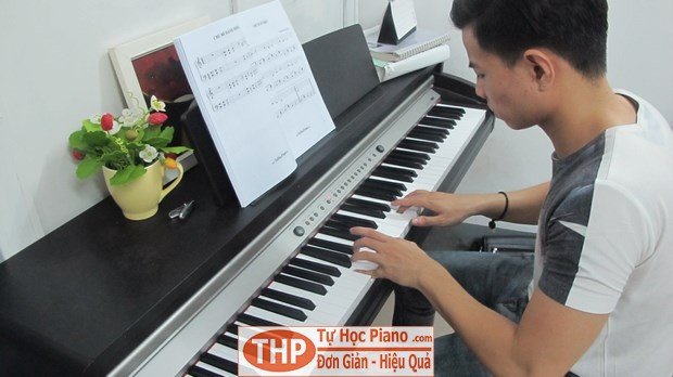Hoàng Bảo - Lớp piano đệm hát Thủ Đức