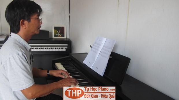 Anh Quang - Lớp piano người lớn Thủ Đức