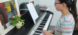 Xuân Thư - Khóa học piano cho người lớn Thủ Đức