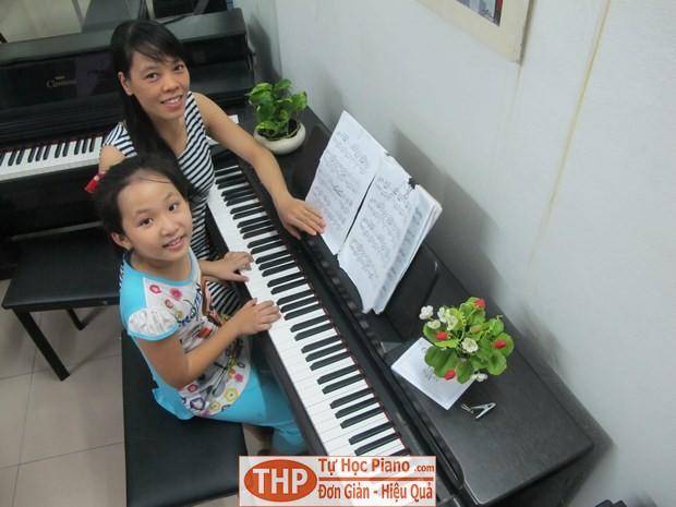 Lớp piano căn bản ở Thủ Đức