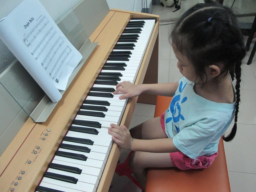 Cà Rốt - Lớp piano trẻ em tại Thủ Đức