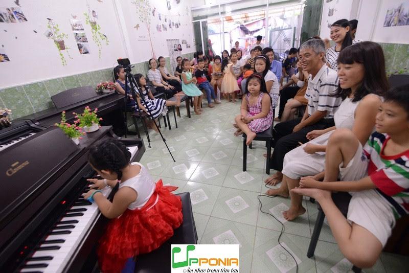 Lớp Piano Cho Trẻ Em Ở Thủ Đức - Bé Xuân Nhi - Chiuongw TRình Biểu Diễn Piano Của Trung Tâm Âm Nhạc Upponia