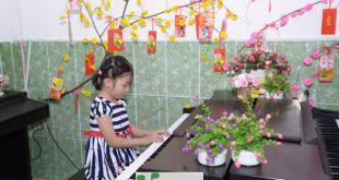 An Nhiên - Lớp Piano trẻ em Thủ Đức
