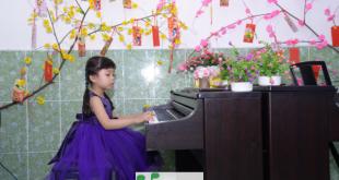 Khóa học hè cho trẻ em thủ đức của trung tâm âm nhạc upponia