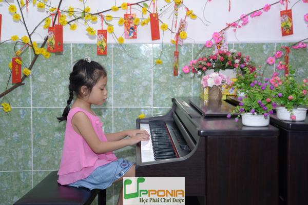 Cà Roort - lớp piano trẻ em Thủ Đức tại Trung Tâm Âm Nhạc Upponia