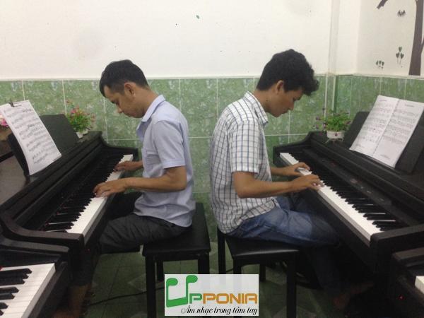 Học piano cho người lấy lại căn bản - Trung tâm âm nhạc Upponia