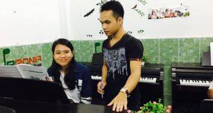 Trung tâm âm nhạc Upponia - Tự học đàn organ cho bé ở Đà Lạt