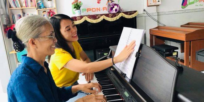 Cô Ngọc (Bình Thuận) _ Lớp học piano cho người không có năng khiếu